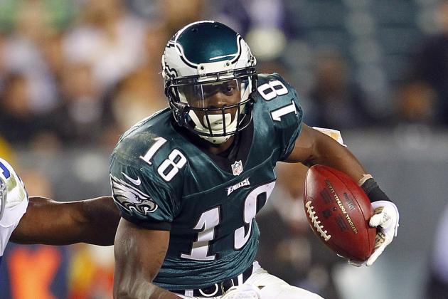 Bringing the Best Out of Jeremy Maclin