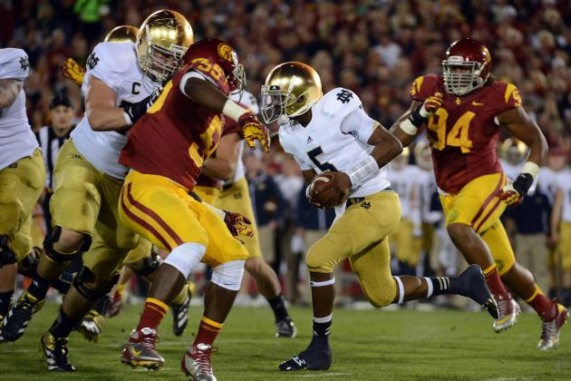 USC-Notre Dame Football Series Extended
