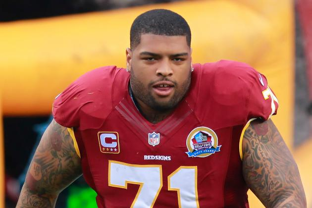 Trent Williams' Accused Pro Bowl Attacker Has Charges Dropped
