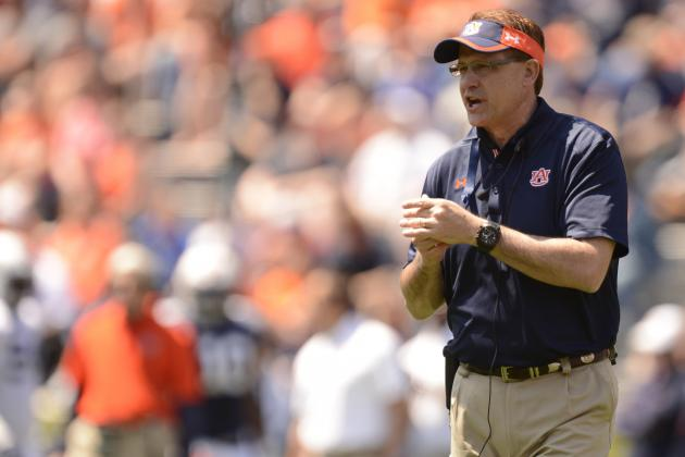 Gus Malzahn Will Have Auburn Contending for National Titles in the Future