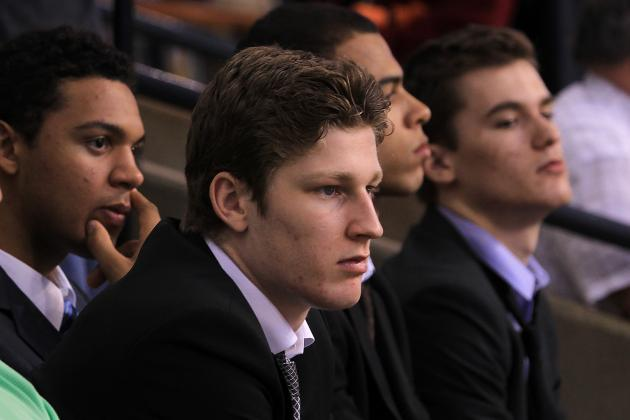 2013 NHL Mock Draft: How Each Organization Will Use Its First-Round Pick