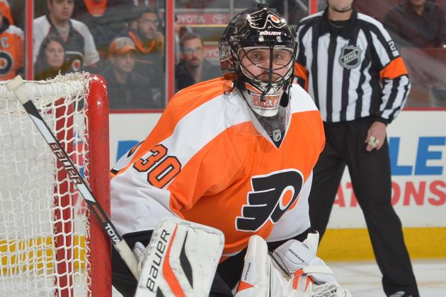 Ilya Bryzgalov's Statement on Buyout: 'a Heavy Sword Makes a Very Strong Arm'
