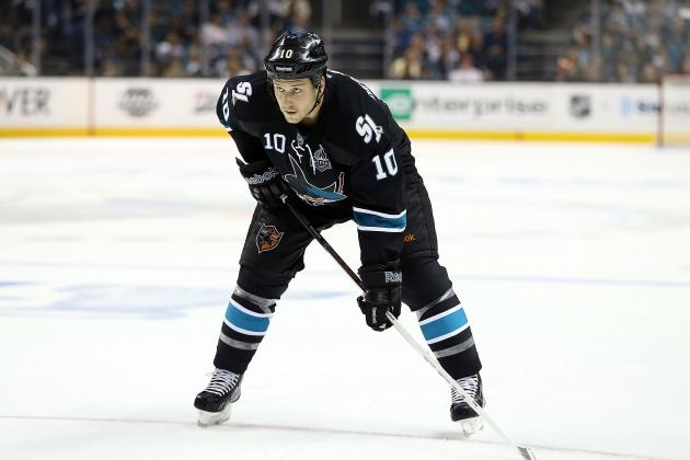Sharks Re-Sign Forward Andrew Desjardins