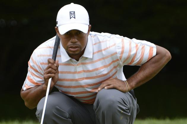 Tiger Says He'll Be 'Good Enough' for British Open