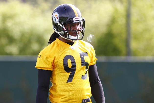 Will Jarvis Jones muscle his way into the outside linebacker slot?