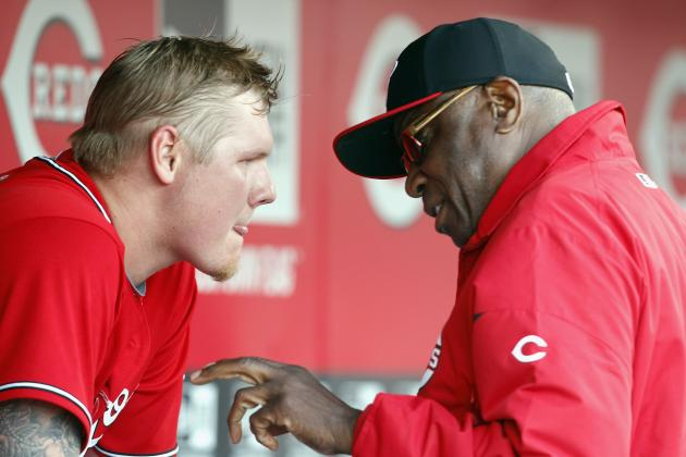 Cincinnati Reds Baseball: Dusty Baker Knows What He Is Doing