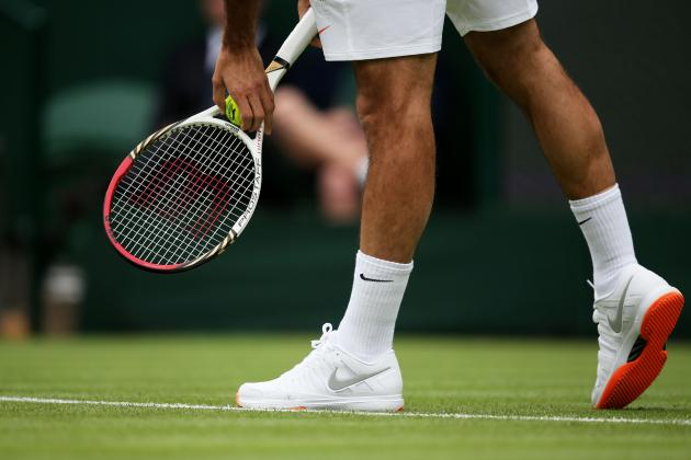 Fashion Police State: Did Wimbledon Go Too Far By Banning Roger Federer's Shoes?