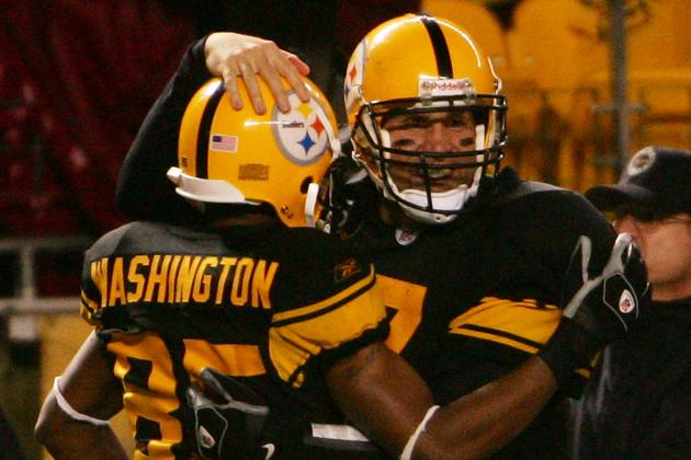 Nate Washington Likens Locker to Roethlisberger