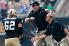 Vanderbilt Assistant Herb Hand Making 'Chopped' Would Be Huge for 'Dores