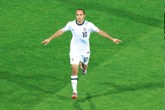 Landon Donovan to Have Chance to Prove Himself for USMNT at Gold Cup