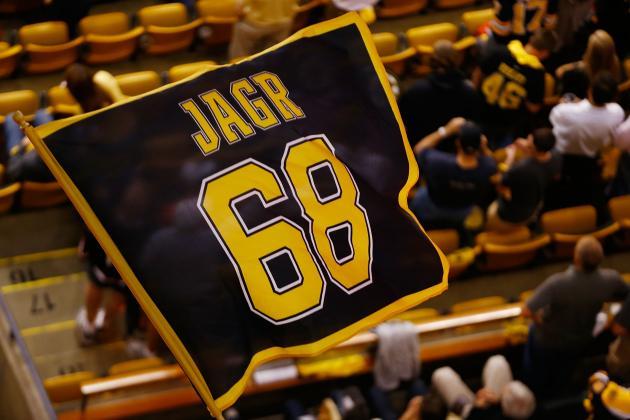 Bruins Won't Sign Jaromir Jagr or Andrew Ference, Hope to Keep Nathan Horton