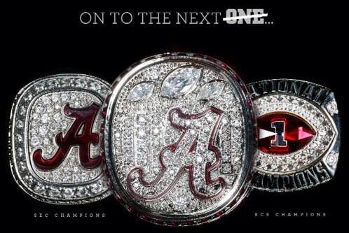 Alabama Flashes Serious Bling in 'How Good Do You Want to Be' Poster