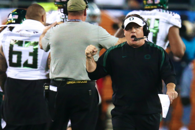 Oregon Avoids Bowl Ban as NCAA Levies Punishment Against Ducks