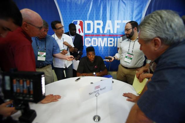 NBA Mock Draft 2013: Safest Selection For Every 1st-Round Team