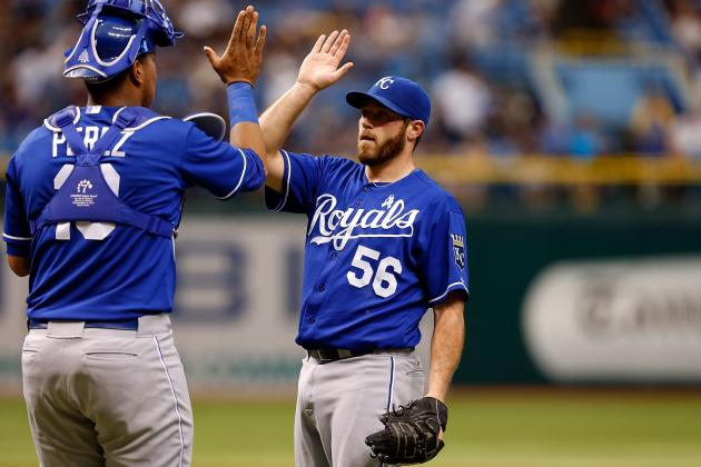 The Royals Questionable Bullpen Depth