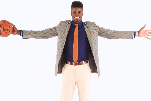 Nerlens Noel Wants Your Help Getting Dressed for the 2013 NBA Draft