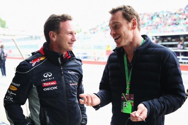 Red Bull Team Principal Christian Horner Criticises Mercedes Tyre Punishment