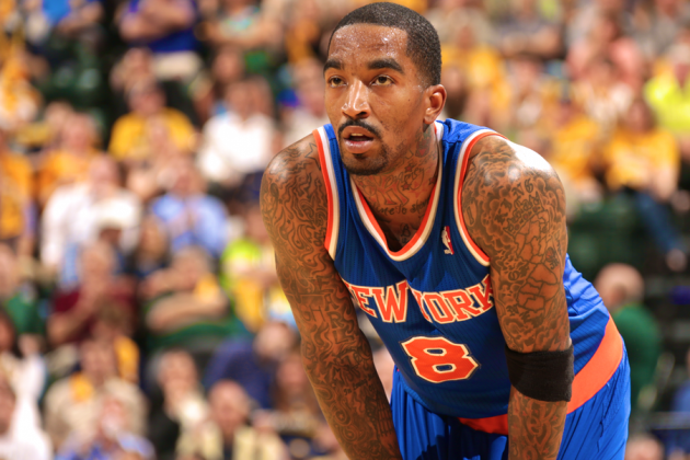 JR Smith Opts Out Of Contract With New York Knicks