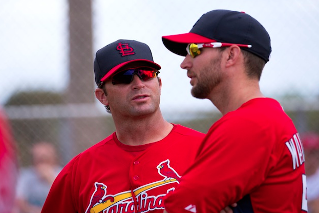 Adam Wainwright Apologizes for Spat with Mike Matheny