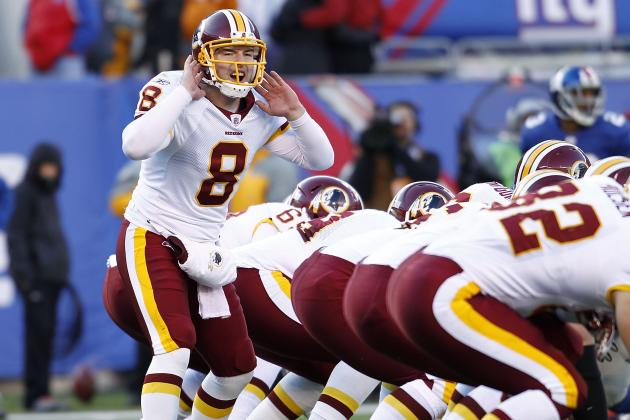 Should the Washington Redskins Cut Rex Grossman If RG3 Is Fully Recovered?