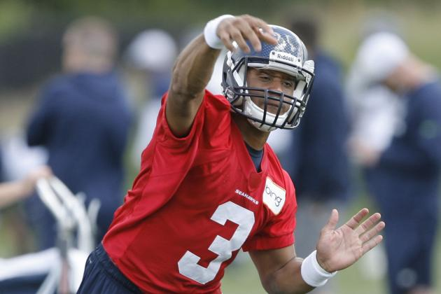 Seattle Seahawks to Cap Russell Wilson's Pass Attempts?