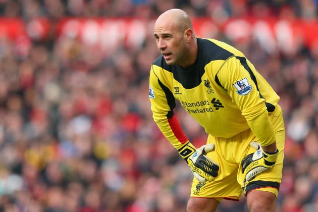 Liverpool Transfers: Why Simon Mignolet Signing Means the End for Pepe Reina