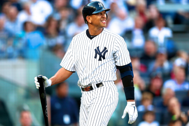 Alex Rodriguez Twitter Stunt Proves He's Incapable of Not Being Lightning Rod