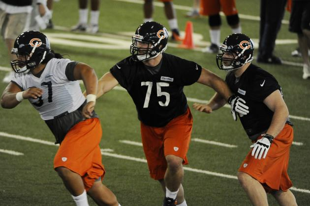 Tale of the Tape for the Chicago Bears' Biggest Question Mark Heading into Camp