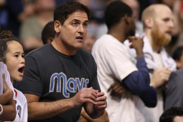Will Dallas Mavericks Keep Their First-Round Pick?