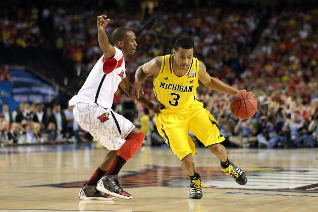 Michigan Basketball: How Good Does Derrick Walton Need to Be as a Freshman?