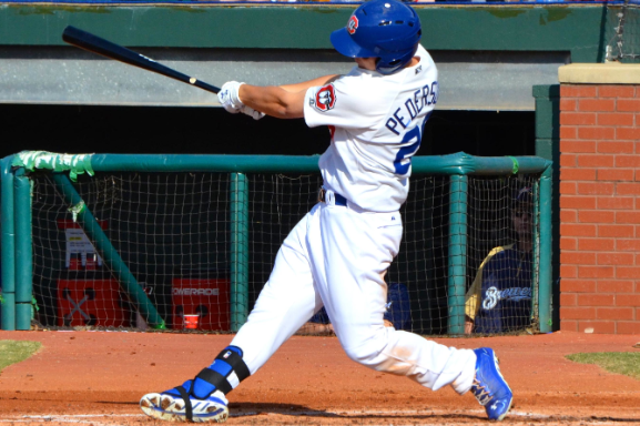Joc Pederson Named to U.S. Roster for Futures Game