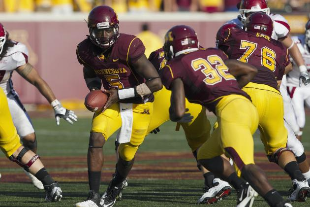 Gophers Linebacker Edwards Kicked off Team