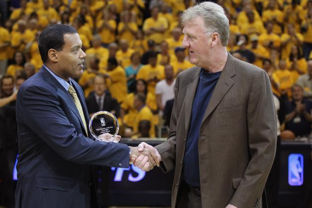 Larry Bird Returns to Pacers as President of Basketball Ops