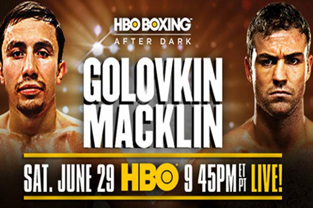 Gennady Golovkin vs Matthew Macklin: Fight Time, Live Stream, TV Info and More