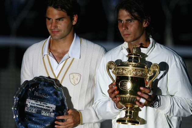 2013 Wimbledon: Analyzing Roger Federer and Rafael Nadal Upsets