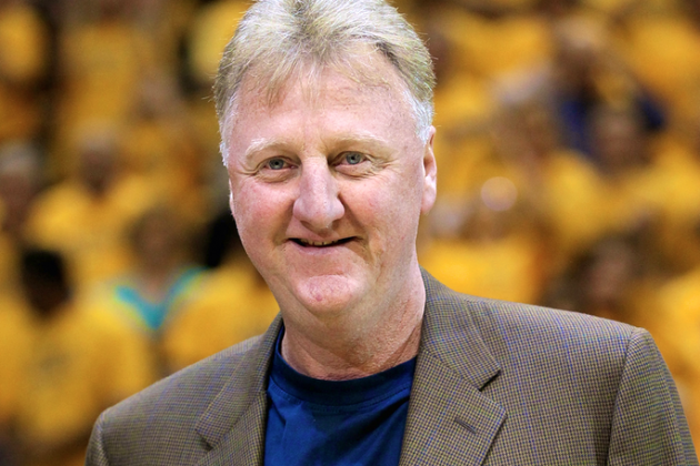Larry Bird Returning to Indiana Pacers Front Office