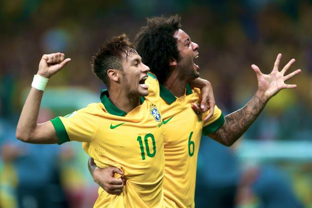 Brazil vs. Uruguay: Live Score, Highlights, Recap