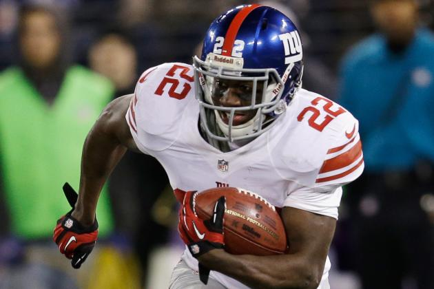 David Wilson as 'dynamic' as Any New York Giants Back