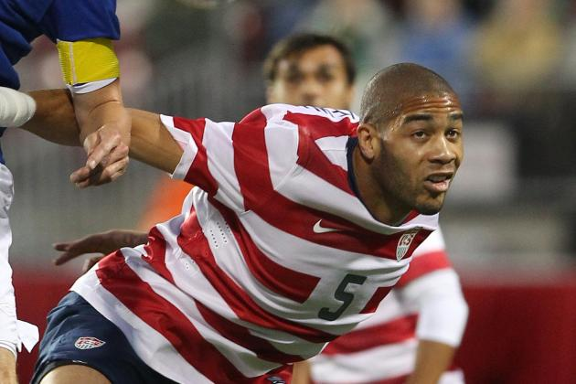 Onyewu Following Bumpy Road to Recovery
