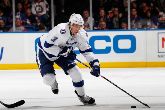 Report: Lightning Re-Signs D-Man Keith Aulie to 1-Year Deal