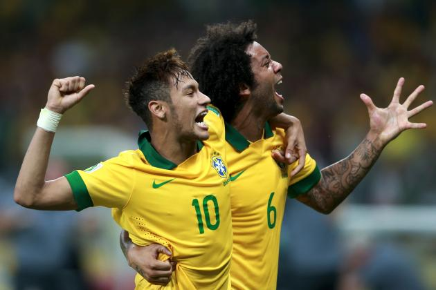 Brazil 2-1 Uruguay: Defensive Brilliance Beaten by Magical Neymar Moment