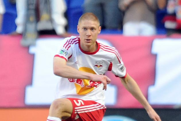New York Red Bulls Mulling Holgersson, New Trialist for Troublesome Spot