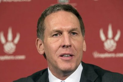 Bryan Colangelo Reportedly Steps Down as Raptors Team President