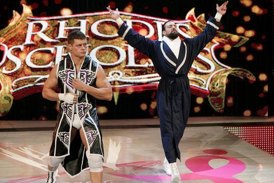 WWE Tag Team Division: Time to Dismiss Team Rhode Scholars