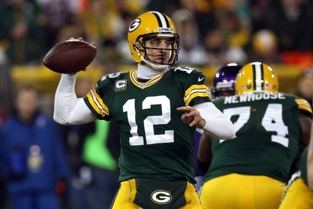 A Statistic Aaron Rodgers Never Overlooks