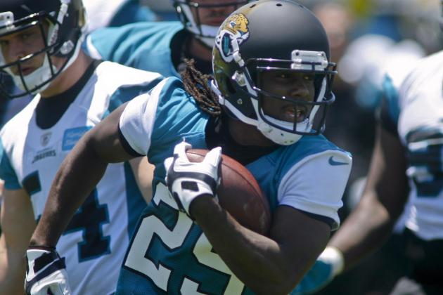 Denard Robinson Listed as 'OW' on Jacksonville Jaguars