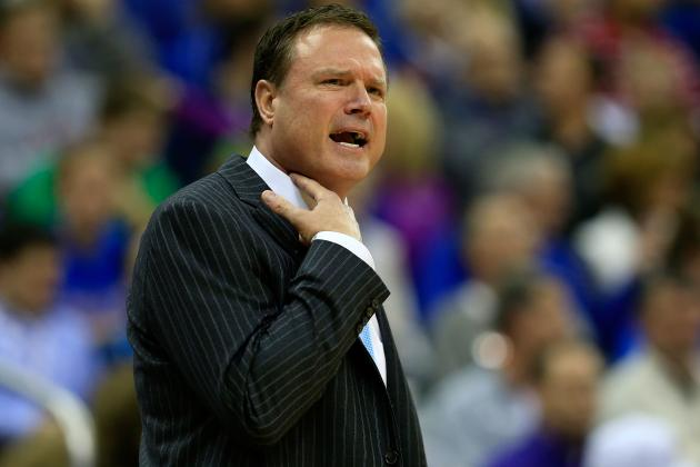 Bill Self Fills Last Two Vacancies on KU Coaching Staff