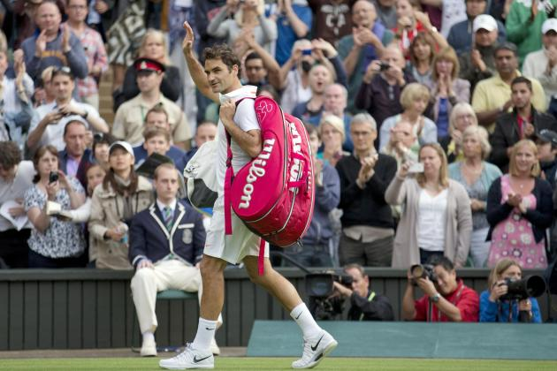 Wimbledon 2013 Scores: Most Shocking Results From Day 3