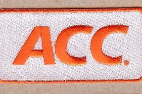 "Photo: Here Are Syracuse's Inaugural ""ACC"" Patches for the 2013"