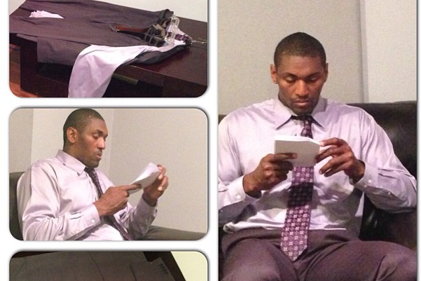 Metta World Peace to Flex His Acting Skills on Comedy Central's 'Key and Peele'